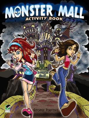 Monster Mall Activity Book by George Toufexis