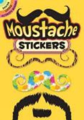 Moustache Stickers by Dover