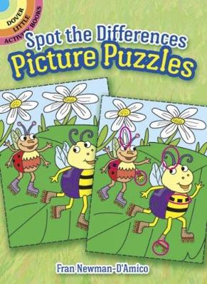 Spot the Differences Picture Puzzles by Fran Newman-D'Amico