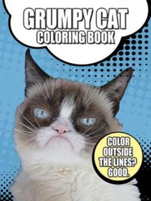 Grumpy Cat Coloring Book by Grumpy Cat