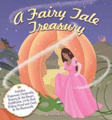 A Fairy Tale Treasury by John Kurtz