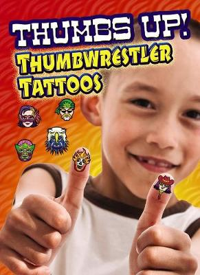 Thumbs Up! Thumbwrestler Tattoos by Diego Pereira