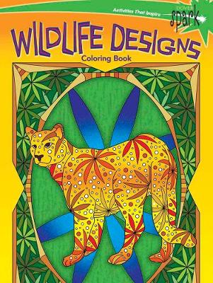 SPARK Wildlife Designs Coloring Book by Kelly Montgomery
