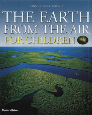 Earth from the Air for Children by Robert Burleigh