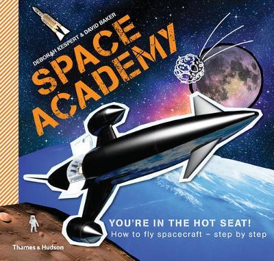 Space Academy by Deborah Kespert