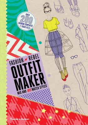 Fashion Rebel Outfit Maker Mix and Mismatch Outfits! by Louise Scott-Smith