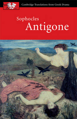 Sophocles: Antigone by Sophocles, P. E. Easterling