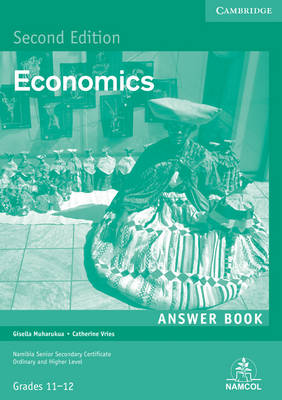 NSSC Economics Student's Answer Book by Gisella Muharukua, Catherine Vries