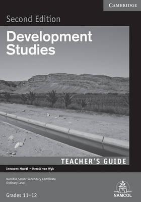 NSSC Development Studies Teacher's Guide by Innocent Mweti, H. van Wyk