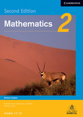 NSSC Mathematics Module 2 Student's Book by Marlene Coulson