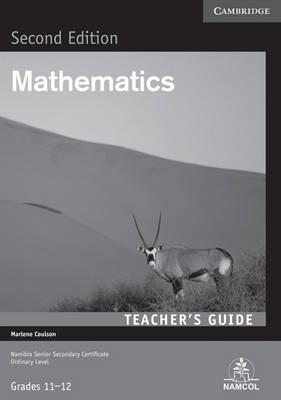 NSSC Mathematics Teacher's Guide by Marlene Coulson