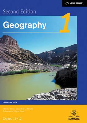NSSC Geography Module 1 Student's Book by G. de Klerk