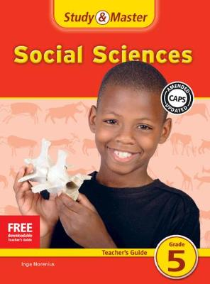 Study and Master Social Sciences Grade 5 Teacher's File by Lee Smith, Susan Heese