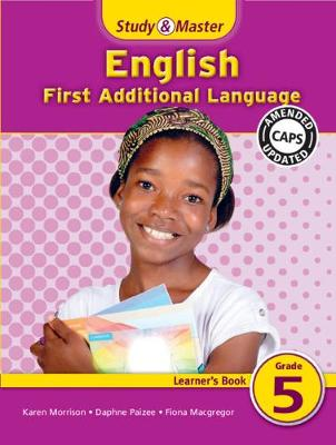 Study and Master English Grade 5 Learner's Book by