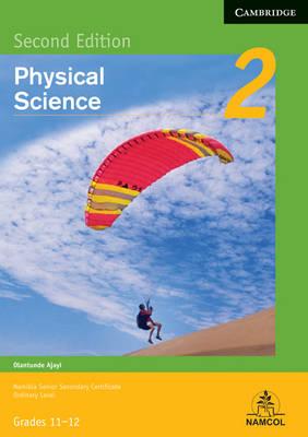 NSSC Physical Science Module 2 Student's Book by Jonathan Kachinda, Olantunde Ajayi