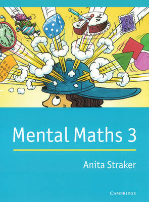Mental Maths 3 by Anita Straker