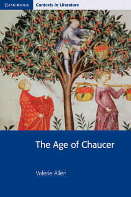 The Age of Chaucer by Valerie Allen