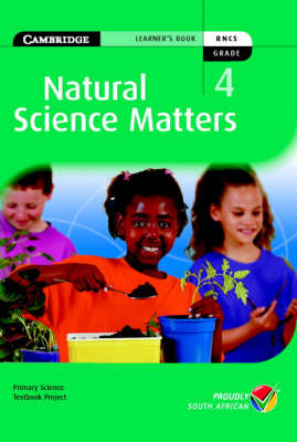 Science Matters Grade 4 Learner's Book by Primary Science Textbook Project