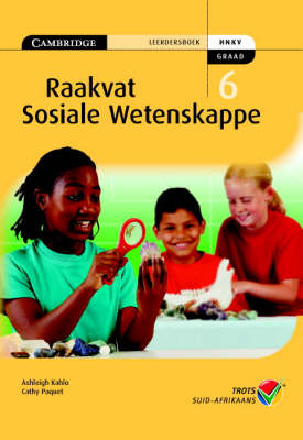 Social Science Matters Grade 6 Learner's Book Afrikaans Edition by Susan Heese, Cathy Paquet