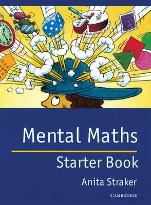 Mental Maths Starter book by Anita Straker