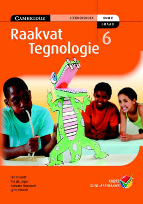 Technology Matters Grade 6 Learners Book Afrikaans Translation by Lin Bassett, Ria de Jager, Barbara Munsami, Lynn Pocock