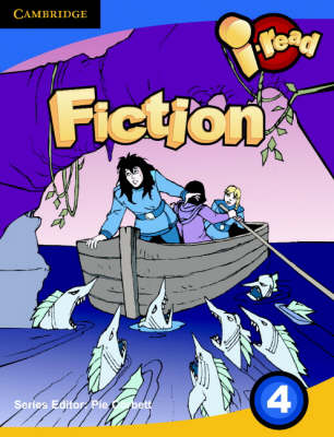 I-read Pupil Anthology Year 4 Fiction by Pie Corbett