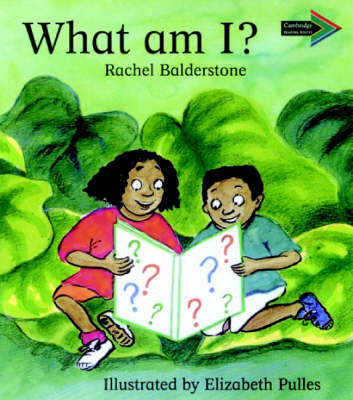 What am I? South African edition by Rachel Balderstone