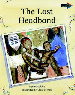The Lost Headband South African edition by Mpho Moloko