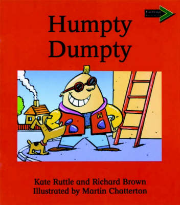 Humpty Dumpty South African edition by Richard Brown, Kate Ruttle