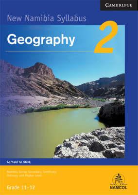 NSSC Geography Module 2 Student's Book by Gerhard de Klerk