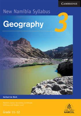 NSSC Geography Module 3 by Gerhard de Klerk