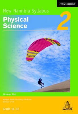 NSSC Physical Science Module 2 Student's Book by Jonathan Kachinda