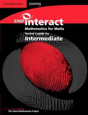 SMP Interact Mathematics for Malta - Intermediate Teacher's Book by School Mathematics Project