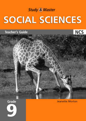 Study and Master Social Sciences Grade 9 Teacher's Guide by Jeanette Morton