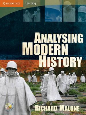 Analysing Modern History by Richard (Caulfield Grammar) Malone