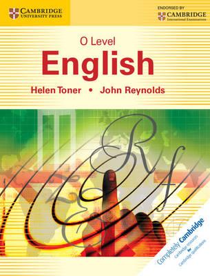 O Level English by Helen Toner, John Reynolds