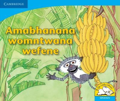 Baby Monkey's Bananas IsiNdebele version by Sue Hepker