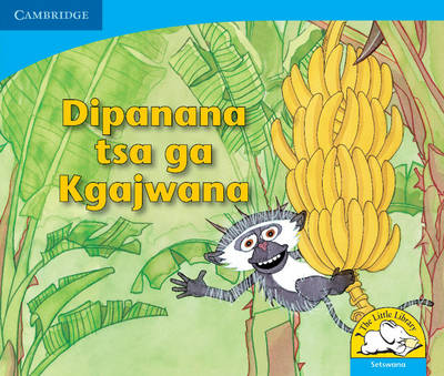 Dipanana tsa ga Kgajwana Dipanana tsa ga Kgajwana by Sue Hepker