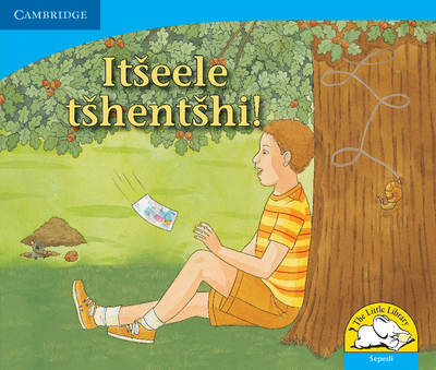 Itseele tshentshi! Itseele tshentshi! by Kerry Saadien-Raad