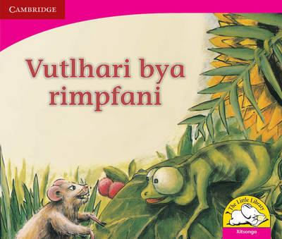 Vuthlari bya rimpfani Vuthlari bya rimpfani by Monika Hollemann, Helen Pooler