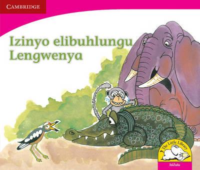Izinyo elibuhlungu Lengwenya Izinyo elibuhlungu Lengwenya by Fundisile Gwazube, Lulu Khumalo, Linda Pantsi, Nompuleleo Yako