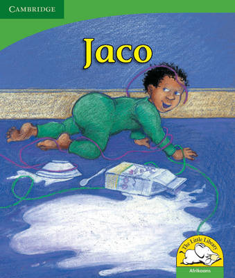 Jaco Jaco by Janet Hurst-Nicholson