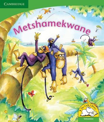 Metshamekwane Metshamekwane by Jolanta Durno