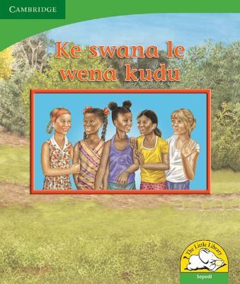 Ke swana le wena kudu Ke swana le wena kudu by Kerry Saadien-Raad
