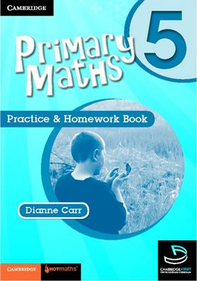 Primary Maths Practice and Homework Book 5 by Dianne Carr