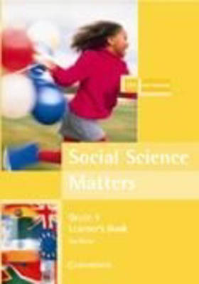 Social Science Matters Grade 4 Learner's Book by Sue Heese, Lee Smith