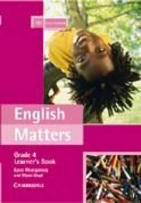 English Matters Grade 4 Learner's Pack by Karen Montgomery, Glynis Lloyd