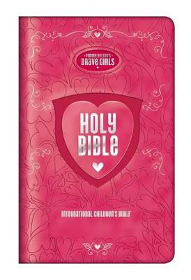 Tommy Nelson's Brave Girls Devotional Bible Pink Leathersoft Cover by