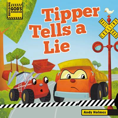 Building God's Kingdom: Tipper Tells a Lie by Andy Holmes