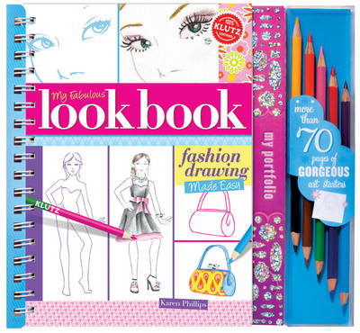 My Fabulous Look Book by Editors of Klutz